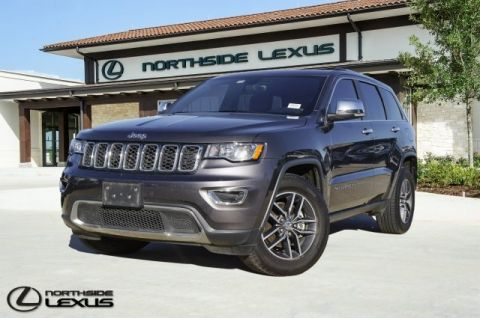 Pre-Owned 2017 Jeep Grand Cherokee