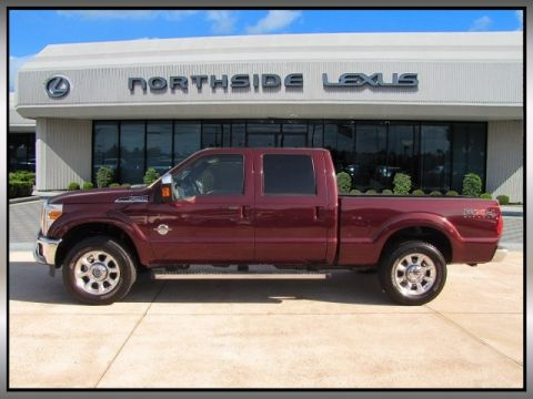 Pre-Owned 2011 Ford Super Duty F-250 Lariat