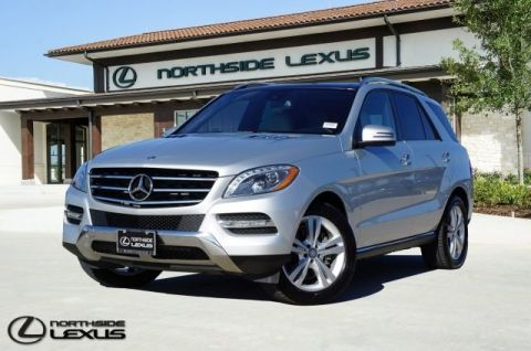 Pre-Owned 2015 Mercedes-Benz ML 250 ML 250 BlueTEC®
