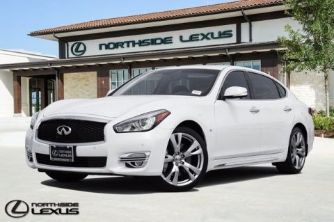 Pre-Owned 2018 INFINITI Q70L 3.7 LUXE